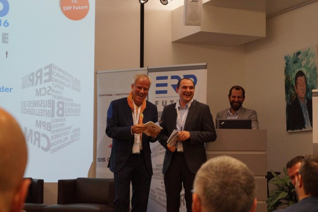 ERP Summit 2016 Hagenberg