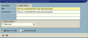 What is SAP Query or ABAP Query?