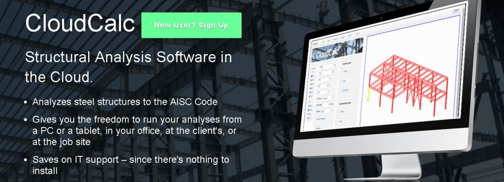 Civil engineering software Cloud-calc