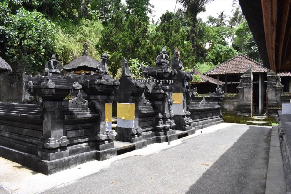 A Bali temple