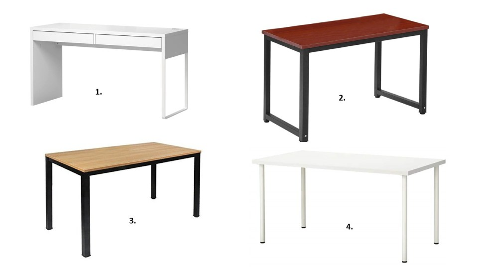 Alternative Table choices