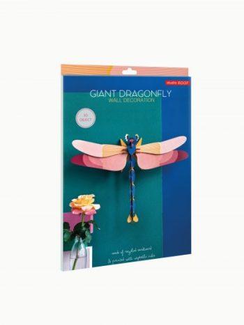 3d object - R nel bosco - Giant Dragonfly