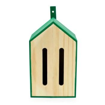 little butterfly house - casa in legno per farfalle - R nel bosco