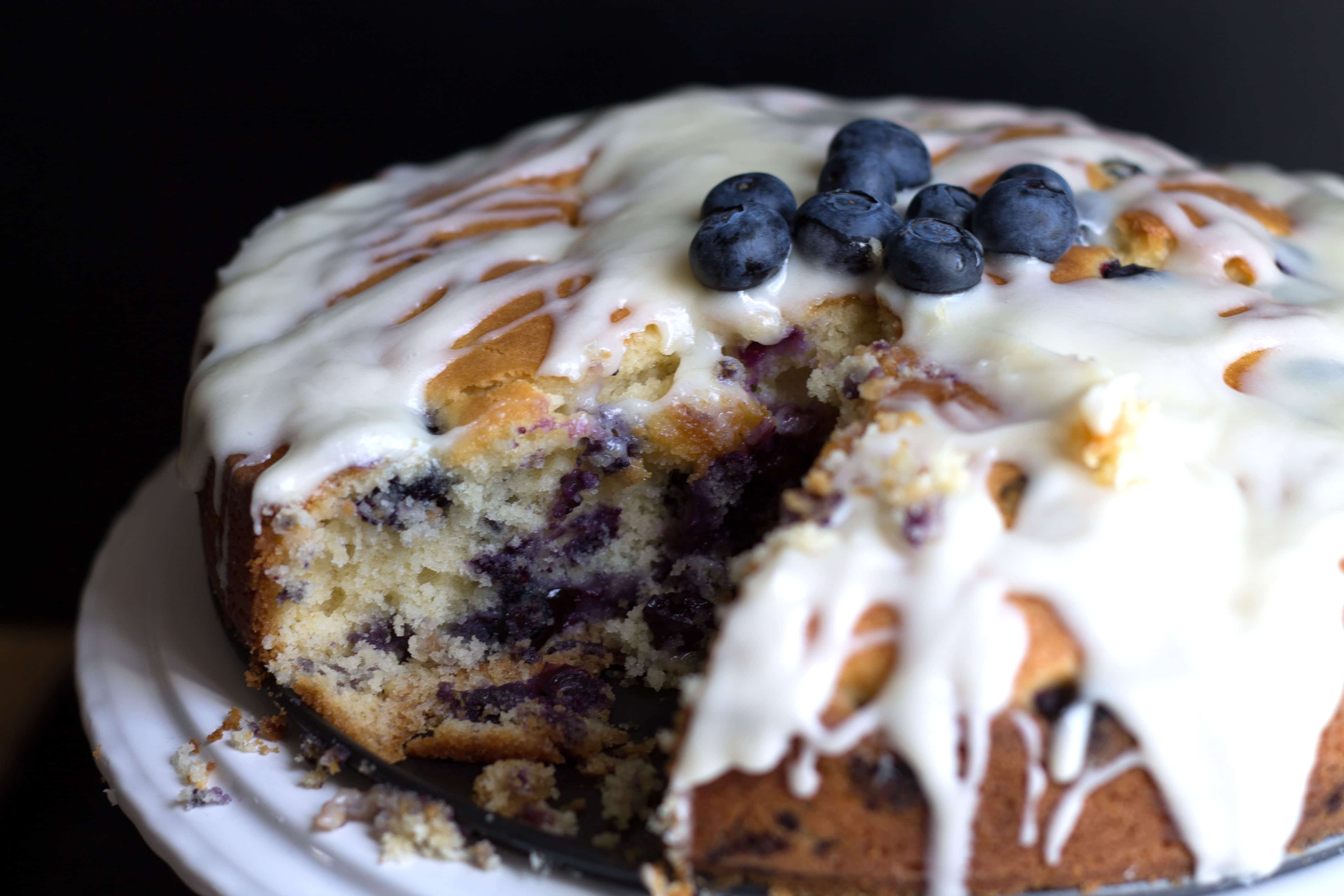 Best Blueberry Cake Ever Erren S Kitchen