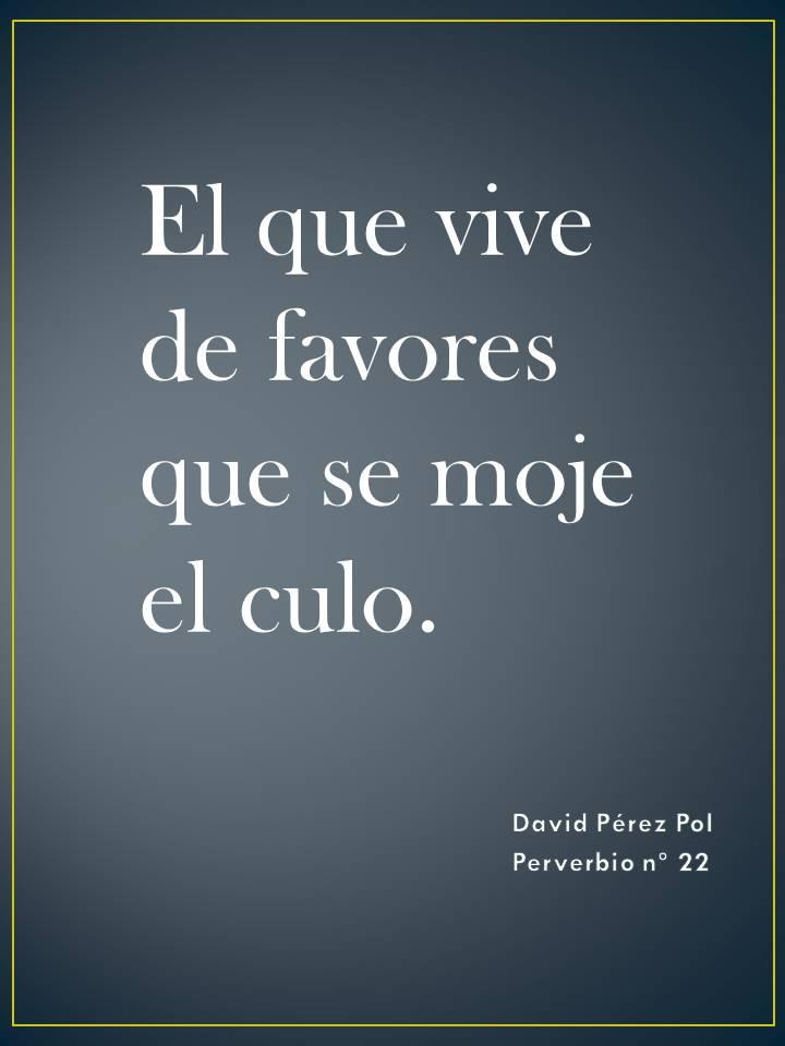 Preverbio nº 22