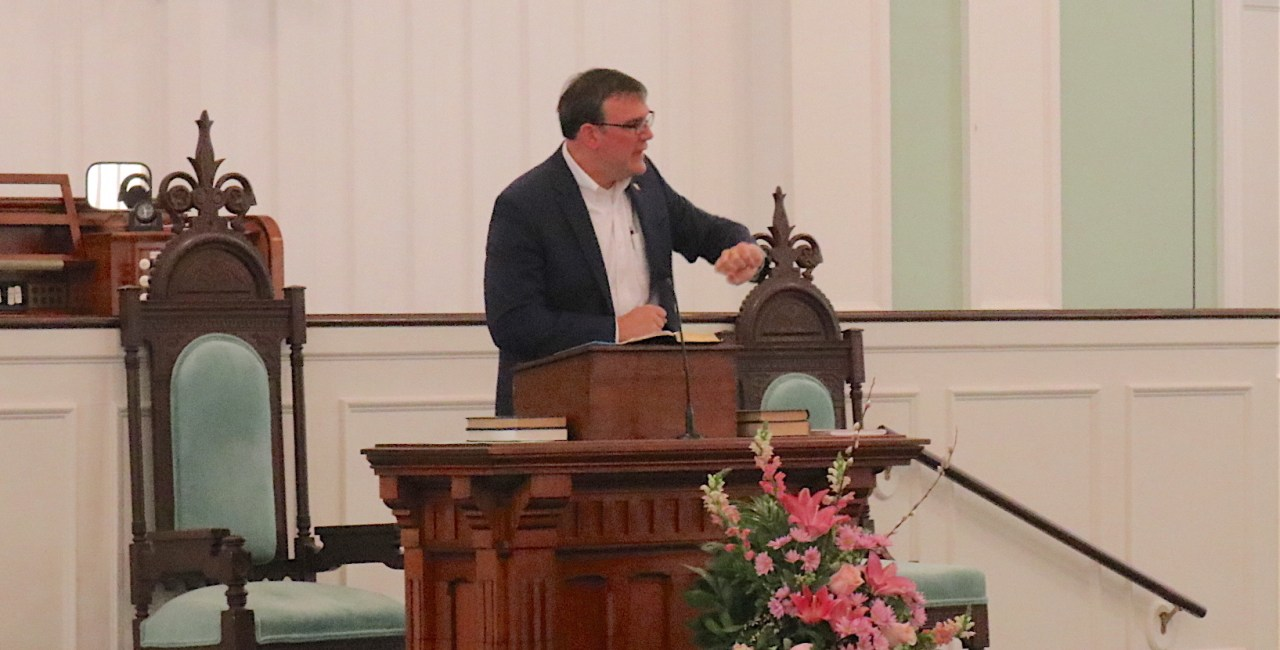 Speaker's Challenge: Live In The Reality Of Eternal Hope