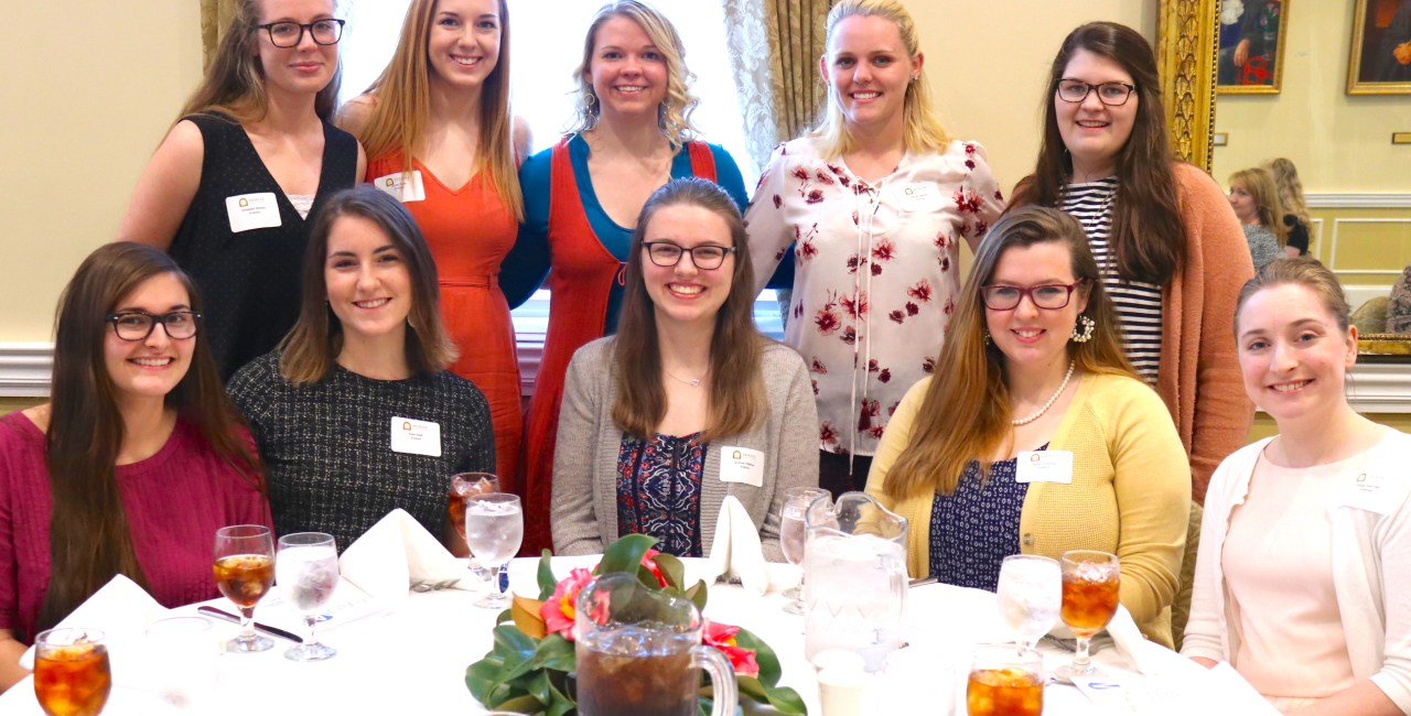 AAUW Branch Honors Erskine And Area High School Students