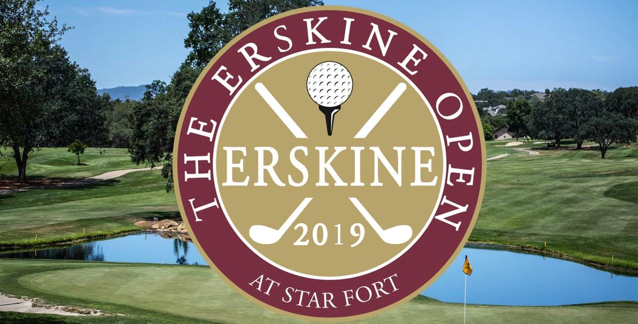 2019 Erskine Open