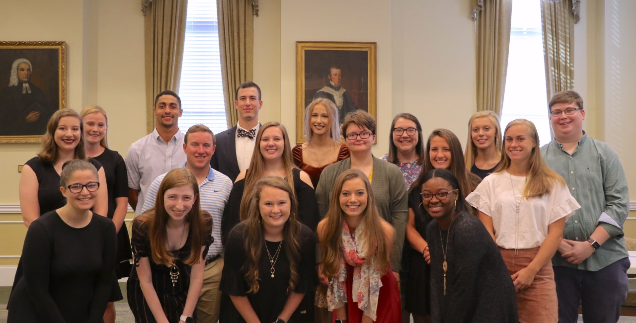 Leadership Honor Society Welcomes New Members