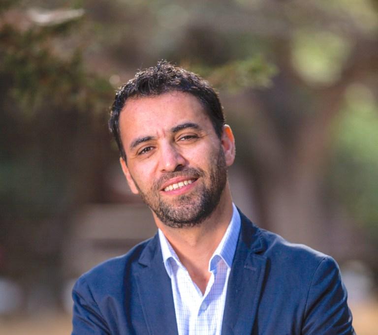 Stukes Lecturer photo Aziz Abu Sarah crop