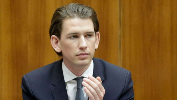 Ο Σεμπάστιαν Κουρτς ορκίστηκε βουλευτής