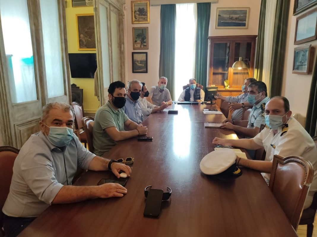 Ευρεία σύσκεψη στο Δήμο Μυτιλήνης για τους Ρομά