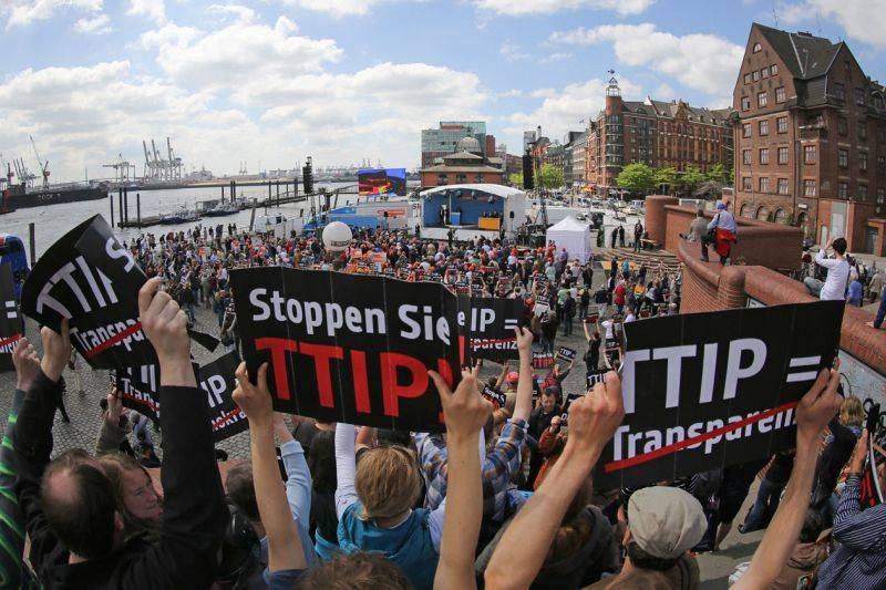 Wikileaks: Η μυστική συμφωνία TPPA – TTIP