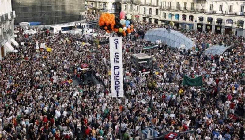 """""""Ύστατη έκκληση"""": Ιστορικό μανιφέστο στην Ισπανία από την αριστερά και τα κοινωνικά κινήματα"""