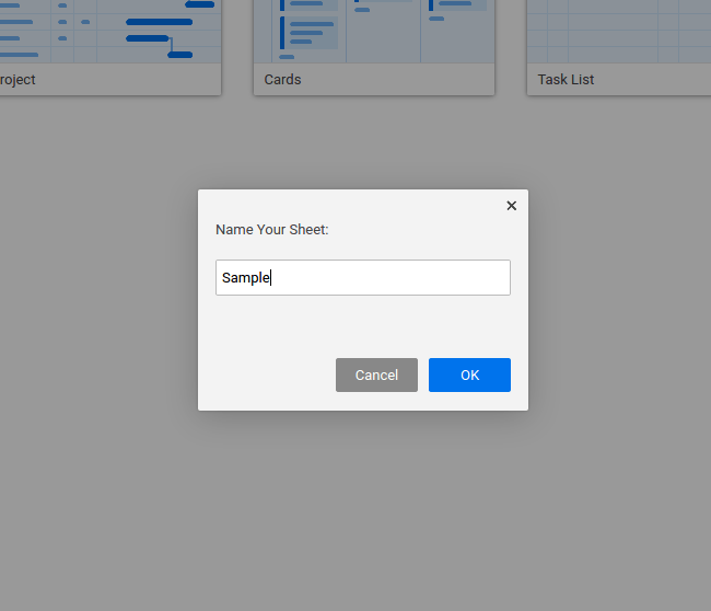 set Form name