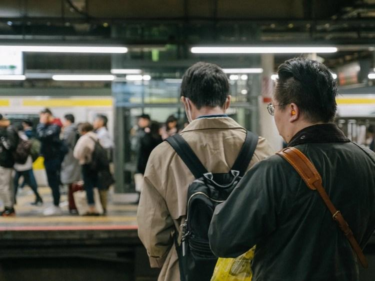 45 drukste treinstations ter wereld in Japan