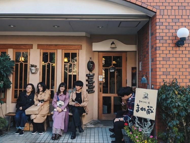 Drukte in Japan