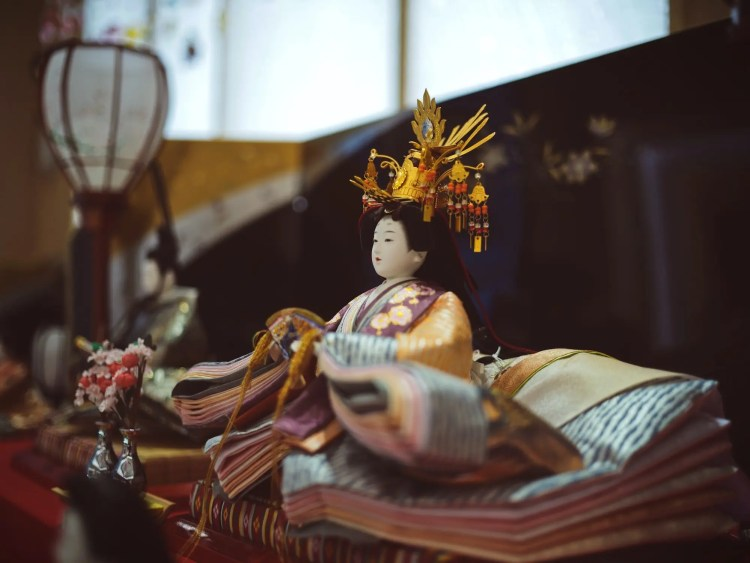 Hinamatsuri festival, meisjesdag in Japan