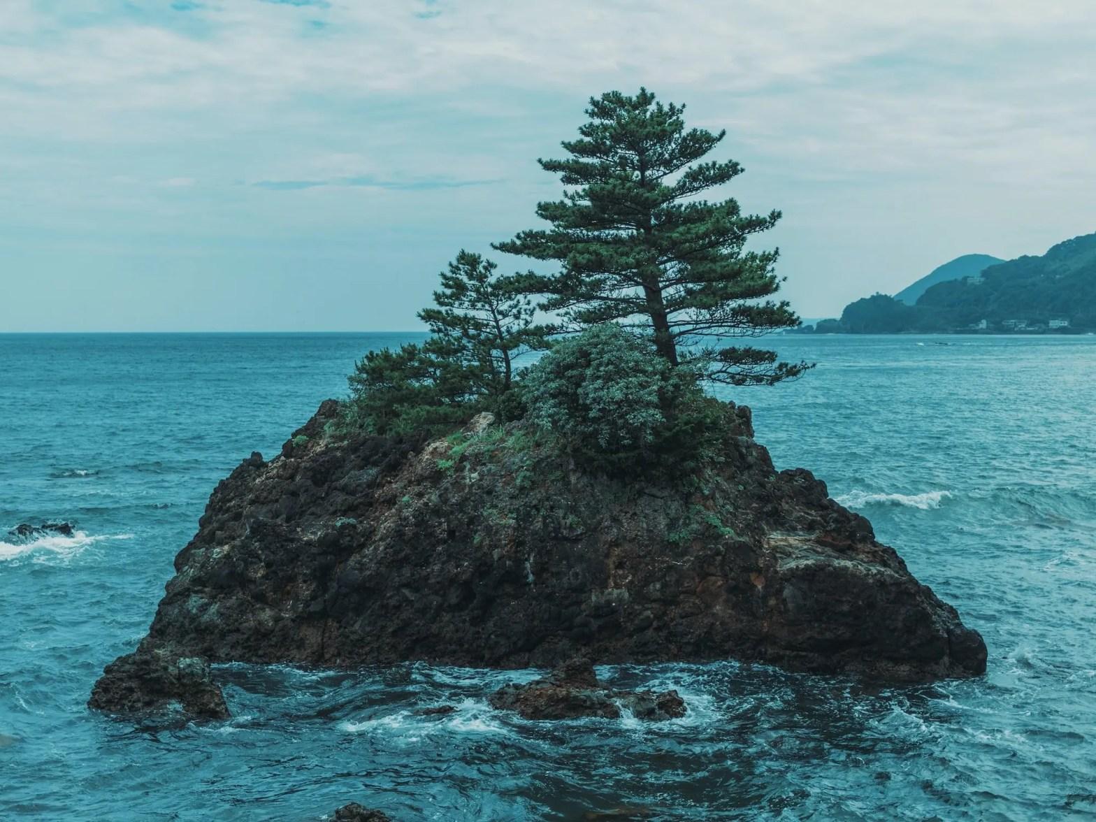 Uit hoeveel eilanden bestaat Japan?