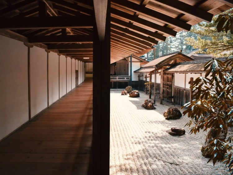 5 unieke shukubo tempel overnachtingen