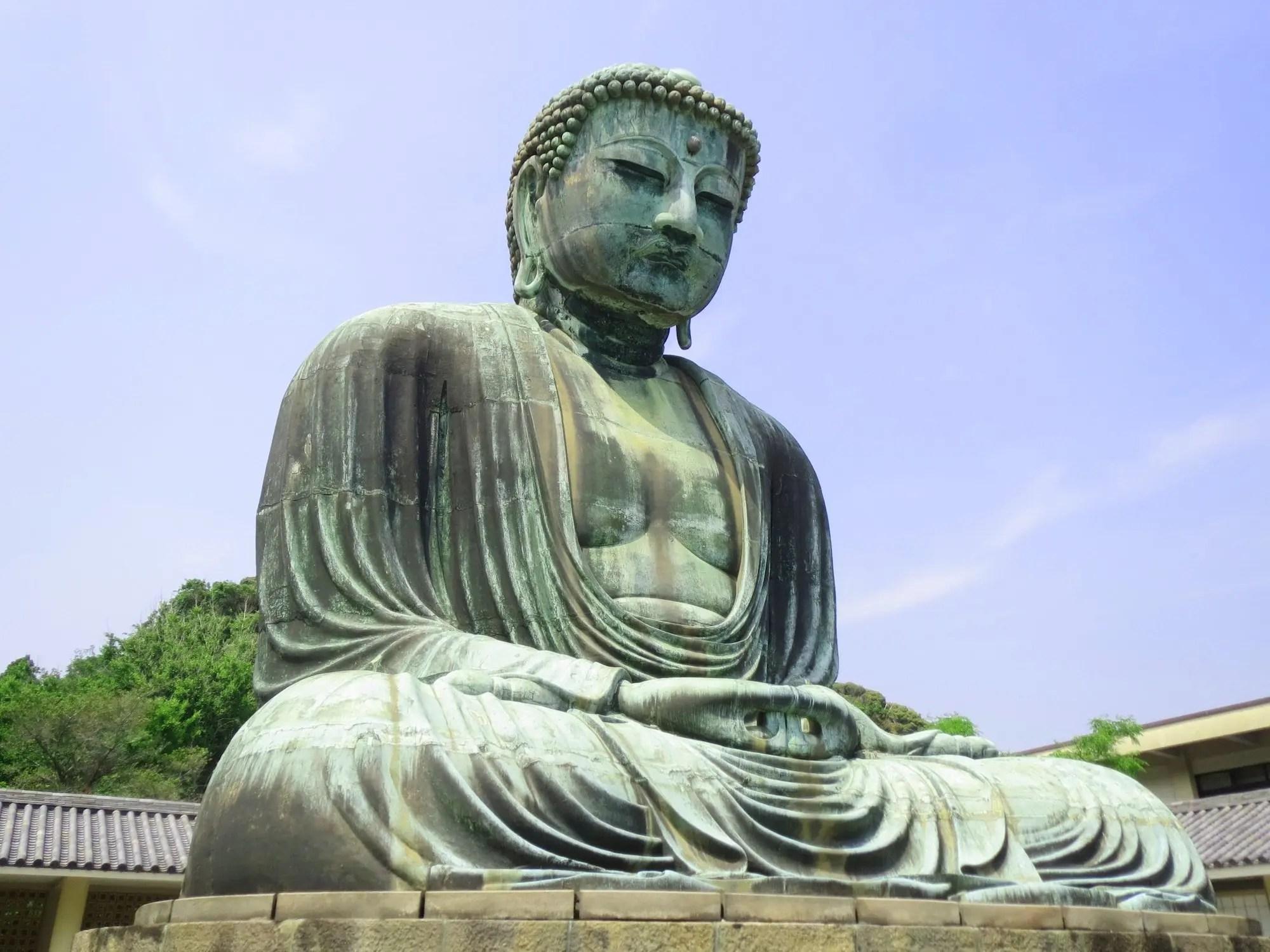 Grote Boeddha van Kamakura