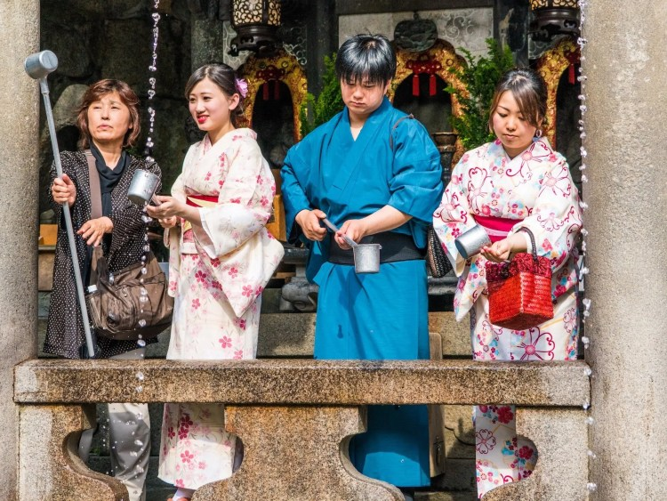 Excursies in Kyoto