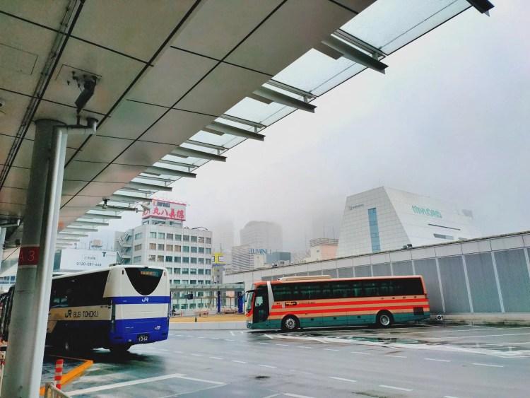 Reizen per bus