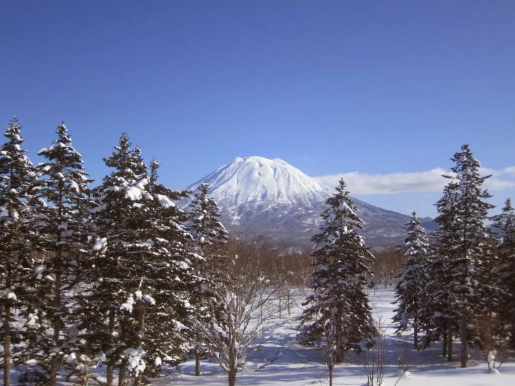 Mount Yotei in Niseko