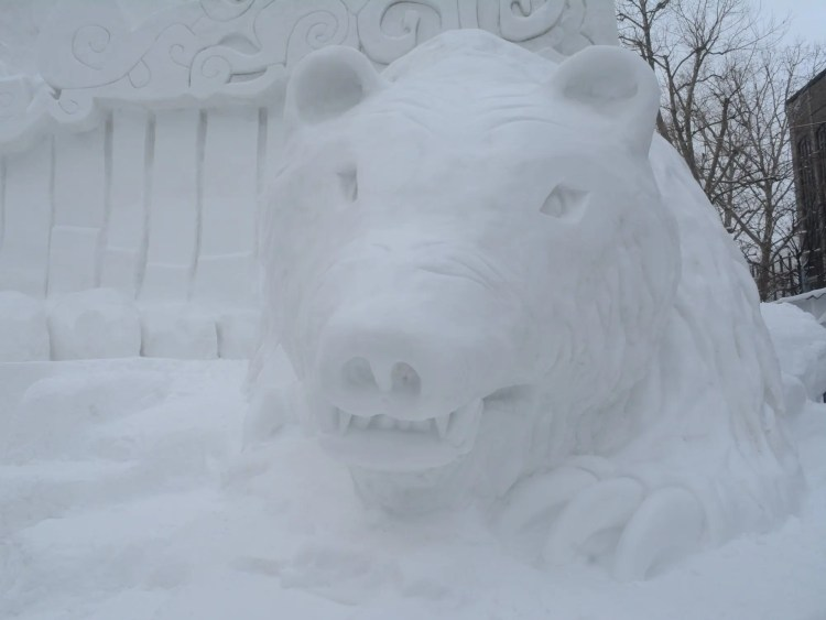Sapporo Sneeuwfestival