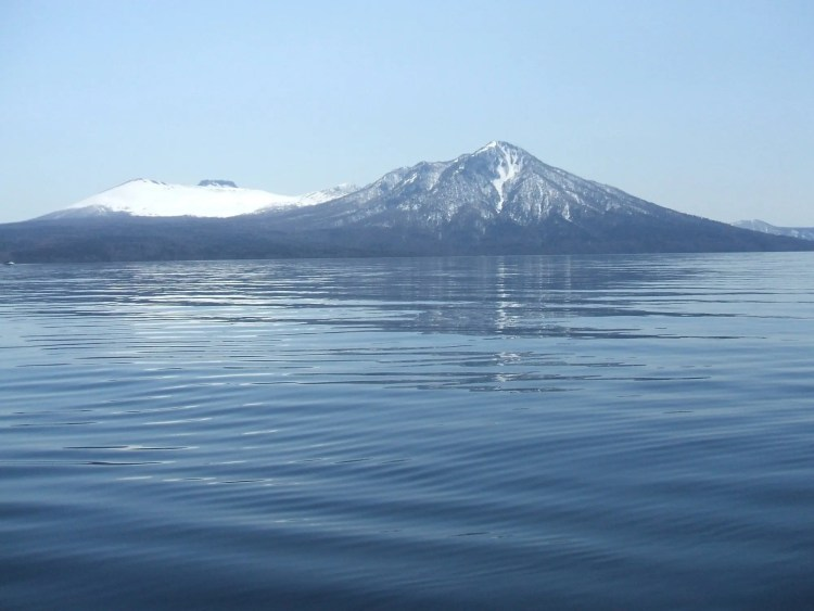Shikotsuko Meer