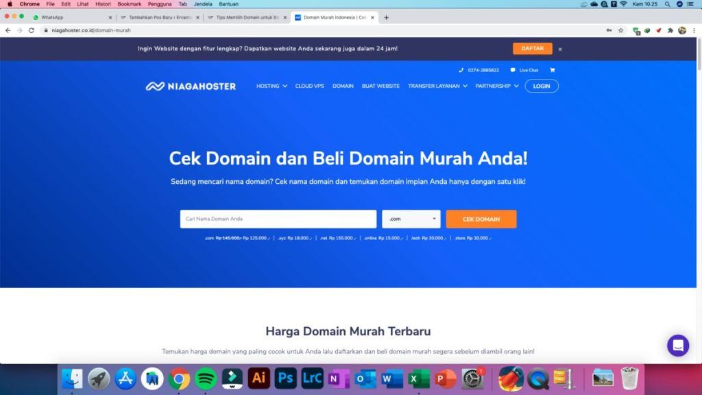 Tips Memilih Domain untuk Blog