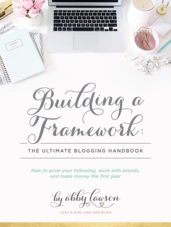 blogging handbook, blogging help, blog