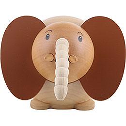 Kugeliger Elefant