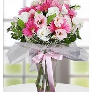 lisyantus aranjman çiçek