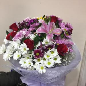 buket güller lilyum