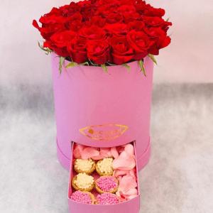 çikolalı güller