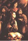 Con María...esperado Pentecostés