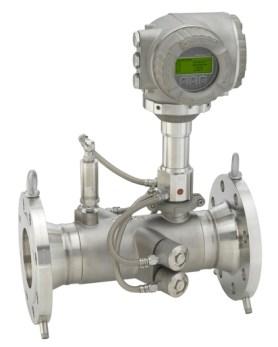 Imagen del caudalímetro Proline ultrasónicoProsonicFlow G 300 / 9G3B - Especialista en aplicaciones de gas muy robusto