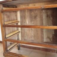 Chest drawers Louis Philippe walnut restoration