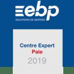 Logo Certification Paie EBP