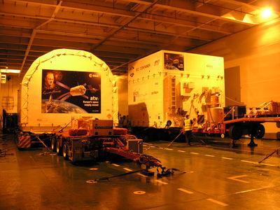 ATV-3 en MN Toucan