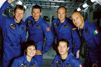 ESA astronauts