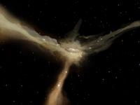 Galaxy forming stars