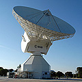 Cebreros 35-metre deep space antenna