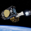 IOV satellites are ejected from Fregat upper stage