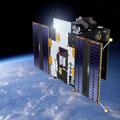 La vista de artista muestra Proba-2, en pleno funcionamiento en su última órbita