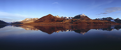 The Sverrefjell volcano