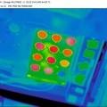 Térmico: materiales sometidos a pruebas de control de