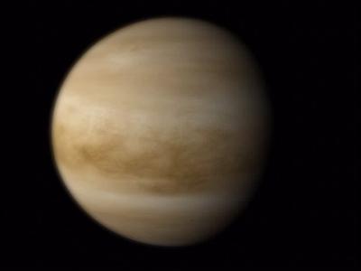 Animation of Venus