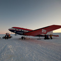 Polar-6 research aircraft